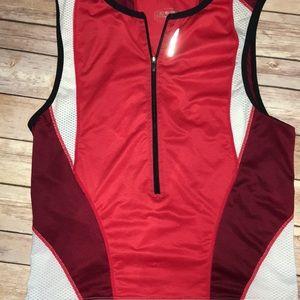 Sugoi biking vest pullover